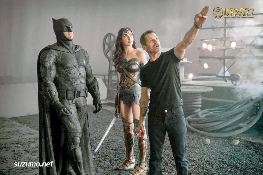 ผู้กำกับดาราฮอทลิวูด Zack Snyder